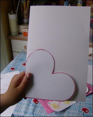 dessin de coeur carte f te des m res peres faire cartes pour fete des meres coeurs st valentin. Black Bedroom Furniture Sets. Home Design Ideas